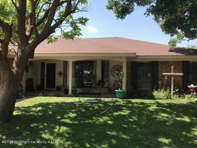 Amarillo Single Family Home For Sale: 6602 Sandie Dr