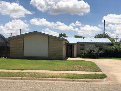 Amarillo Single Family Home For Sale: 5005 Westway Trl