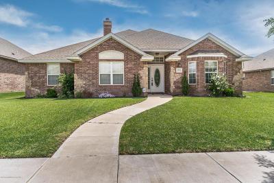 Amarillo Single Family Home For Sale: 6501 Dominion St