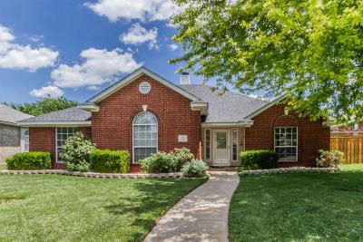 Potter County, Randall County Single Family Home For Sale: 5803 Foxcroft Dr