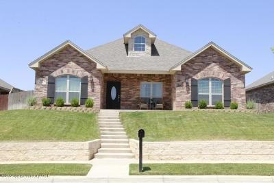 Amarillo Single Family Home For Sale: 7400 Beeson St