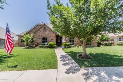 Amarillo Single Family Home For Sale: 7713 Pineridge Dr
