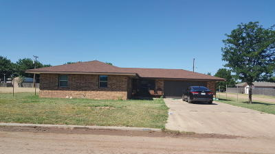 Fritch Single Family Home For Sale: 500 Longwood S Ave