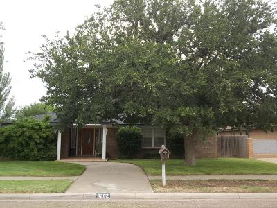 Amarillo Single Family Home For Sale: 6202 Estacado Ln
