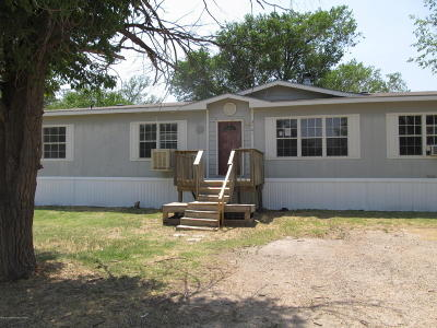 Amarillo Single Family Home For Sale: 3707 Catalpa Ln