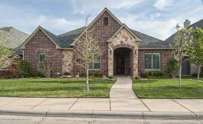 Amarillo Single Family Home For Sale: 6820 Baccus Dr