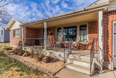 Amarillo Single Family Home For Sale: 113 Beverly N Dr