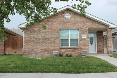 Amarillo Condo/Townhouse For Sale: 2812 Steves Way