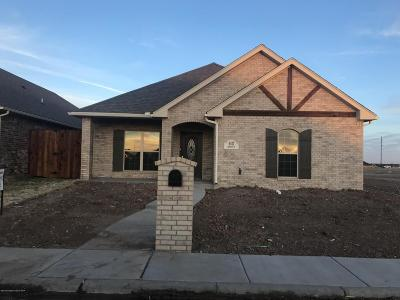 Amarillo Single Family Home For Sale: 6305 Mosley St