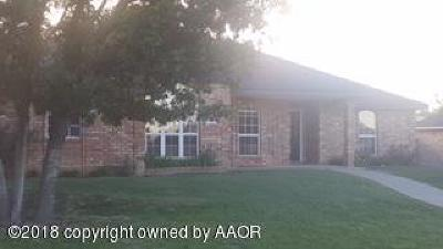Amarillo Single Family Home For Sale: 6528 Meadowland Dr