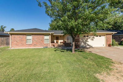 Amarillo Single Family Home For Sale: 4414 Kingston Rd
