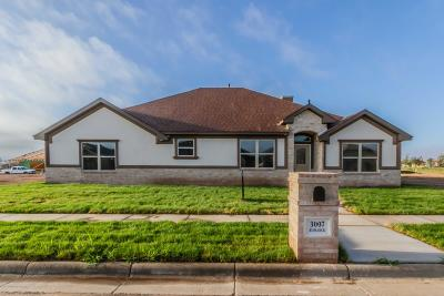 Amarillo Single Family Home For Sale: 3007 Bismarck Ave