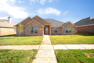 Amarillo Single Family Home For Sale: 2704 Bismarck Ave