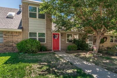 Amarillo Single Family Home For Sale: 6923 Hurst Rd
