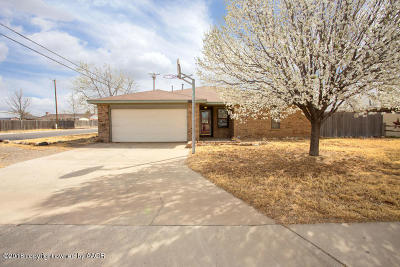 Amarillo Single Family Home For Sale: 8401 Lamount Dr
