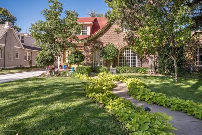 Amarillo Single Family Home For Sale: 2210 Hughes S St