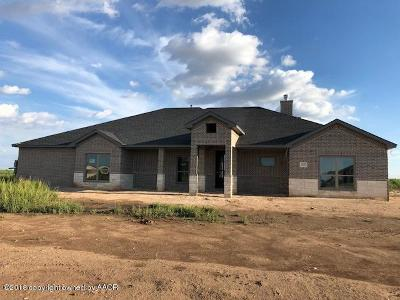Bushland Single Family Home For Sale: 18501 Bradley Ln