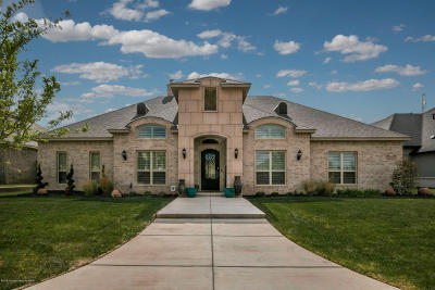 Randall County Single Family Home For Sale: 8405 Shadywood Dr