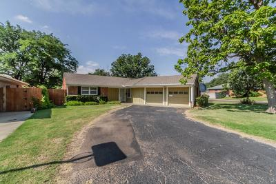 Potter County, Randall County Single Family Home For Sale: 4229 Emil Ave