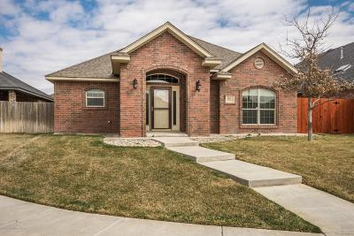 Amarillo Single Family Home For Sale: 8024 Oxford Dr