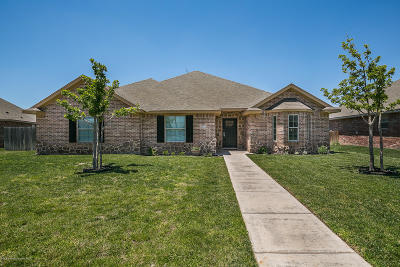 Randall County Single Family Home For Sale: 8408 Kinderhook Ct