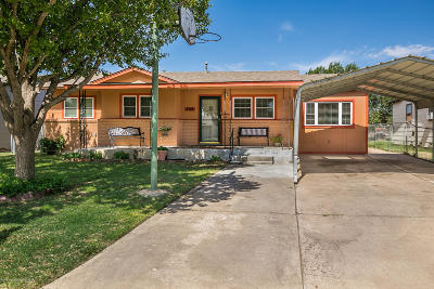Randall Single Family Home For Sale: 2914 S Seminole St