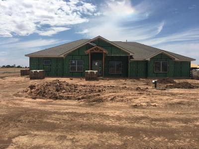 Bushland Single Family Home For Sale: 2450 Ginger Rd