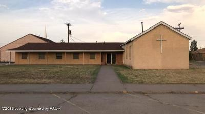 Amarillo Commercial For Sale: 1400 Fairfield N St