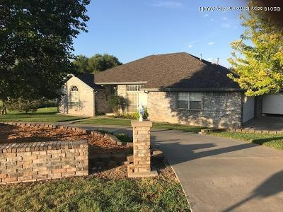 Amarillo Single Family Home For Sale: 200 Tanglewood