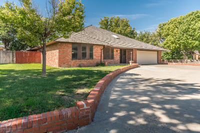 Amarillo Single Family Home For Sale: 6903 Kingsbury Dr