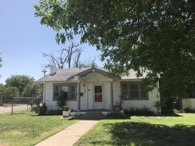 Amarillo Multi Family Home For Sale: 834 S Carolina St