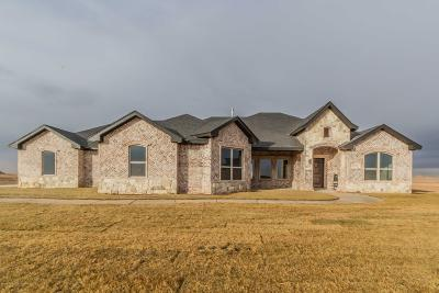 Amarillo Single Family Home For Sale: 9300 Garrison Creek Drive
