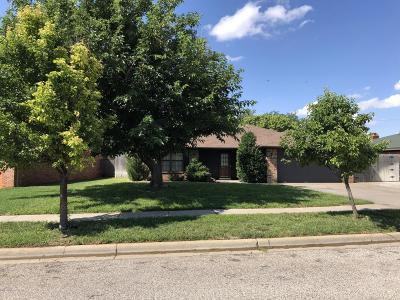 Potter County, Randall County Single Family Home For Sale: 8005 Bedwell Pl