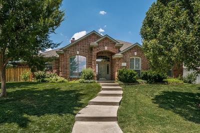 Amarillo Single Family Home For Sale: 2705 Sweetgum Ln
