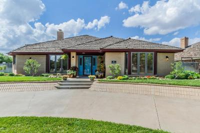 Randall County Single Family Home For Sale: 6401 Stoneham Dr