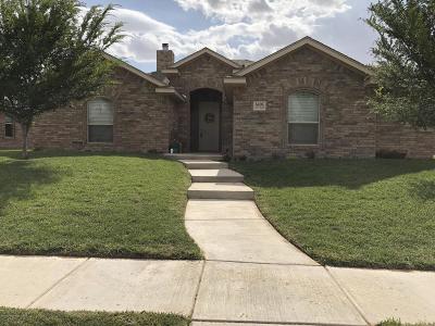 Amarillo Single Family Home For Sale: 6406 Nancy Ellen St