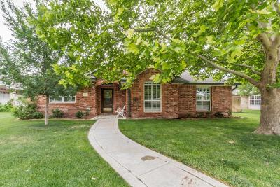 Randall County Single Family Home For Sale: 7511 Progress Dr