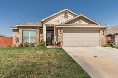 Amarillo Single Family Home For Sale: 7202 Sinclair St