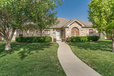 Amarillo Single Family Home For Sale: 6306 Leigh S St