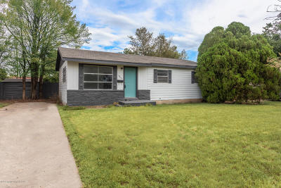 Potter County, Randall County Single Family Home For Sale: 4212 Jennie Ave