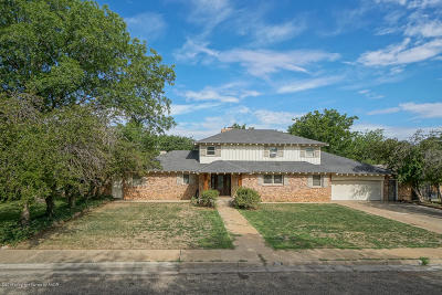 Potter County, Randall County Single Family Home For Sale: 2902 Harmony St