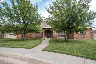 Randall County Single Family Home For Sale: 7700 Bent Tree Dr