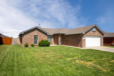 Randall Single Family Home For Sale: 6106 Mercy Ct