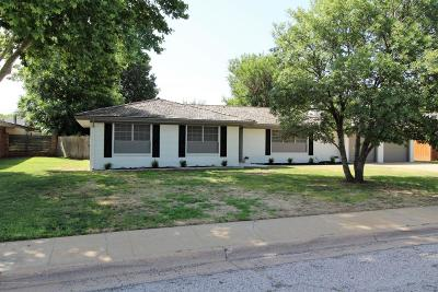 Potter County, Randall County Single Family Home For Sale: 6213 Adirondack Trl