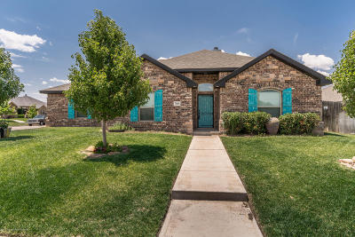 Amarillo Single Family Home For Sale: 7506 Topeka Dr