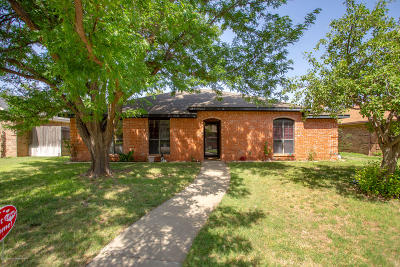 Potter County, Randall County Single Family Home For Sale: 6803 Michelle Dr