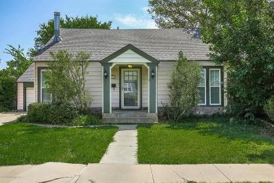 Single Family Home For Sale: 2607 Polk St