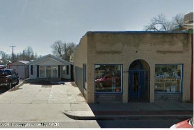 Potter County Commercial For Sale: 3119 SW 6th Ave