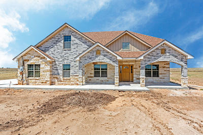 Amarillo Single Family Home For Sale: 13400 Maple Dr