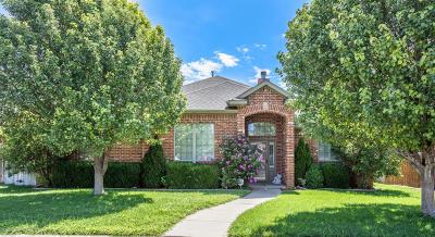 Amarillo Single Family Home For Sale: 8309 San Antonio Dr